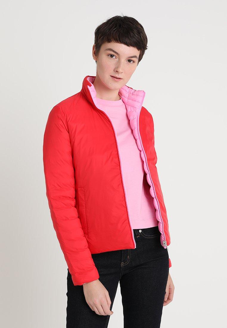 Calvin Klein Jeans - REVERSIBLE PADDED - Übergangsjacke - begonia pink