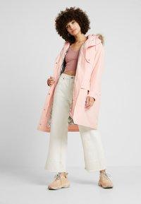 Calvin Klein Jeans - Parka - blossom/silver - 1