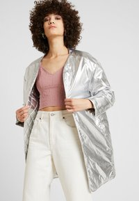 Calvin Klein Jeans - Parka - blossom/silver - 5