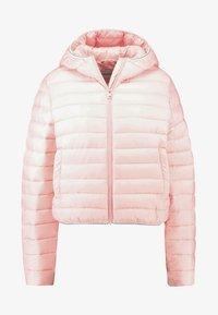 Calvin Klein Jeans - PADDED PUFFER WITH LOGO BINDING - Lehká bunda - blossom - 4