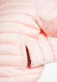 Calvin Klein Jeans - PADDED PUFFER WITH LOGO BINDING - Light jacket - blossom - 5