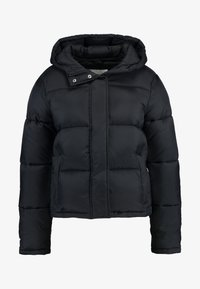 Calvin Klein Jeans - MONOGRAM TAPE PUFFER - Veste d'hiver - black - 4