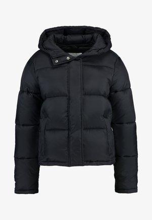 MONOGRAM TAPE PUFFER - Zimní bunda - black