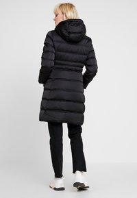 Calvin Klein Jeans - LONG PUFFER - Down coat - black - 3