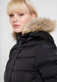 Calvin Klein Jeans - LONG PUFFER - Down coat - black - 5