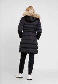 Calvin Klein Jeans - LONG PUFFER - Down coat - black - 2