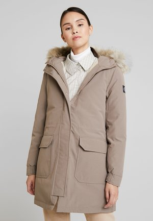GERMANY SPECIAL PARKA - Down coat - funghi