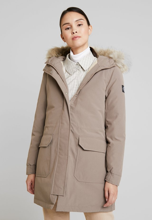 GERMANY SPECIAL PARKA - Donsjas - funghi