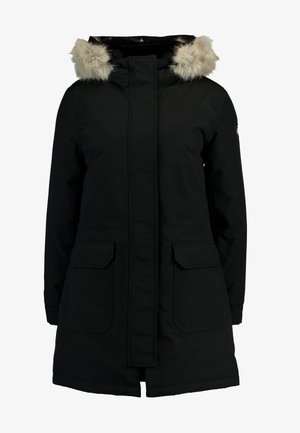 GERMANY SPECIAL PARKA - Dunfrakker - black