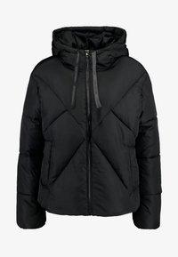 Calvin Klein Jeans - QUILTED PUFFER JACKET - Veste d'hiver - black - 5