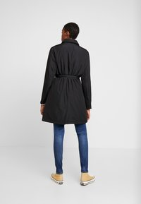 Calvin Klein Jeans - LIGHT PADDED CARCOAT - Short coat - black