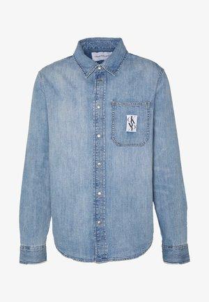 UTILITY - Camisa - bright blue