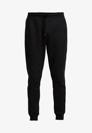 INSTIT TAPE MIX MEDIA PANT - Tracksuit bottoms - black