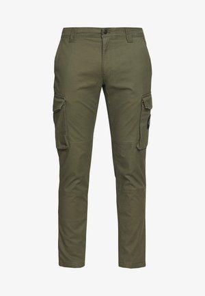 SKINNY PANT - Cargo trousers - deep depths