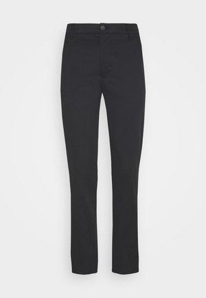 SLIM  - Chino kalhoty - black