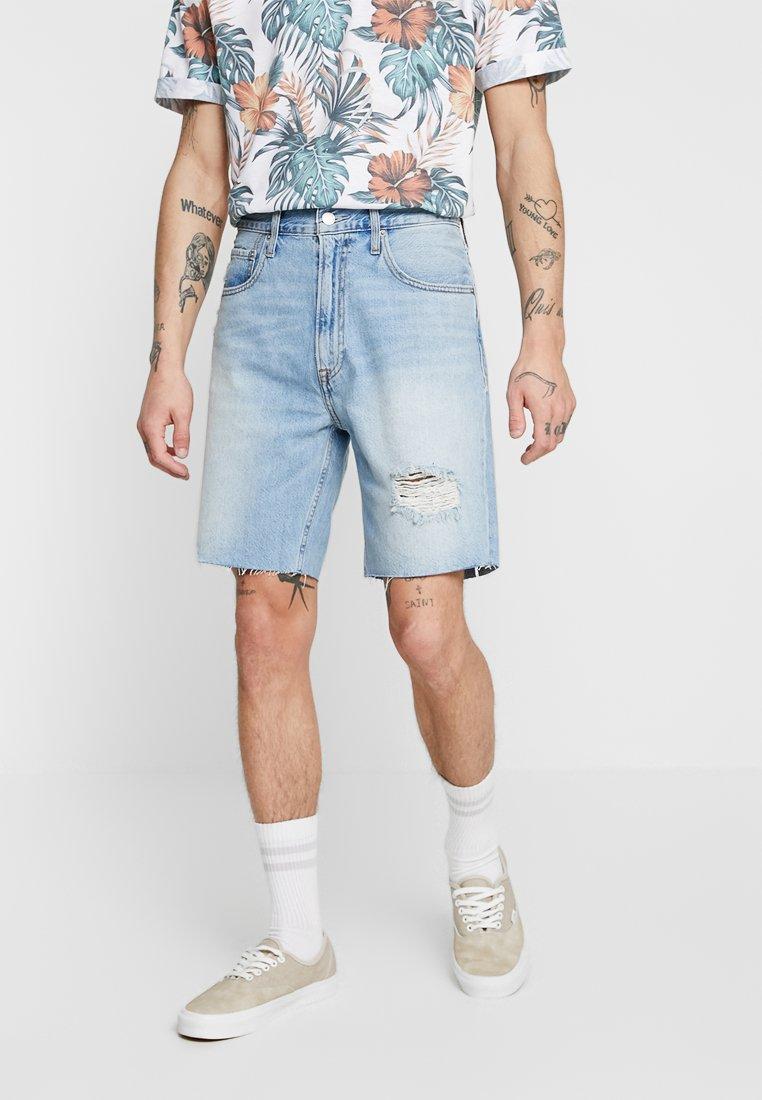 Calvin Klein Jeans - Jeans Shorts - denim