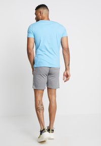 Calvin Klein Jeans - SIDE INSTITUTIONAL - Shorts - grey - 2