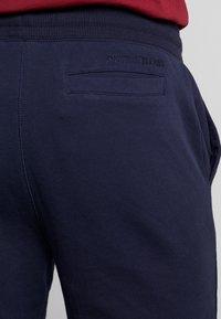 Calvin Klein Jeans - MONOGRAM PATCH SHORT - Shorts - night sky - 3