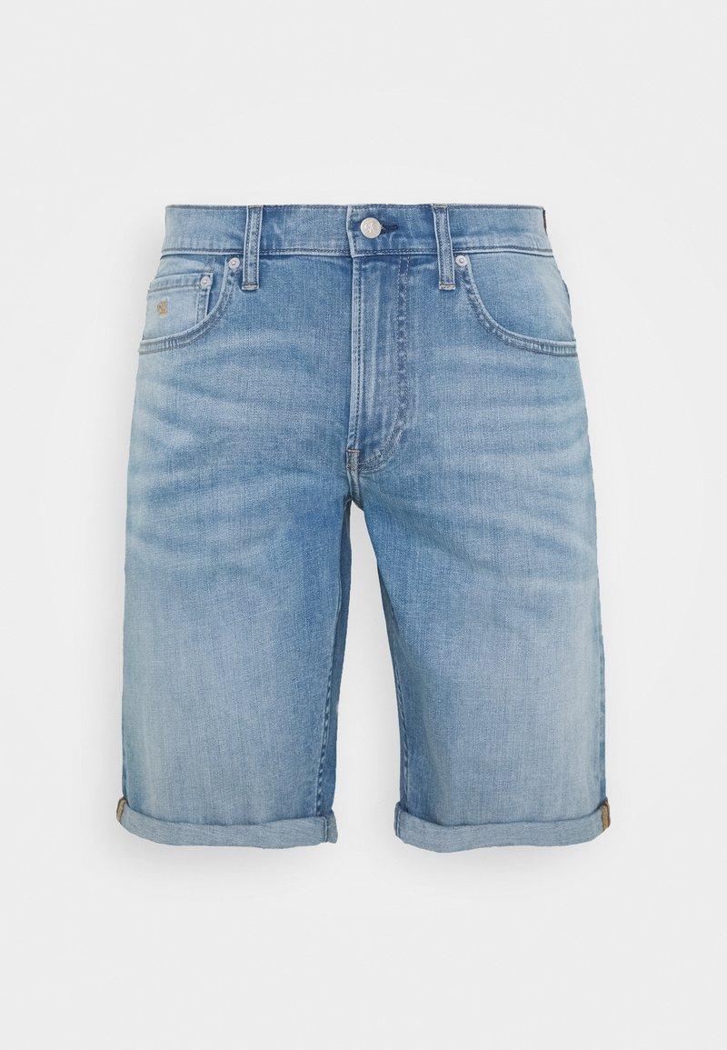 Calvin Klein Jeans - Jeansshorts - light blue