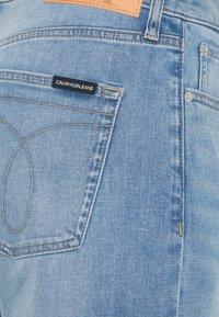 Calvin Klein Jeans - Jeansshorts - light blue - 2