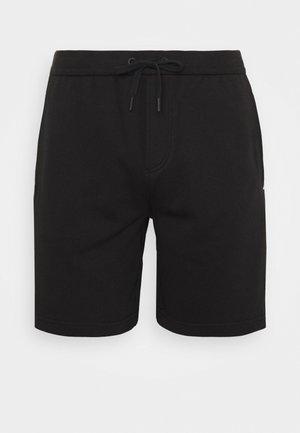 SIDE LOGO - Pantaloni sportivi - black