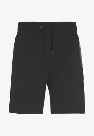 INSTITUTIONAL HWK SHORT PRIDE - Pantaloni sportivi - black