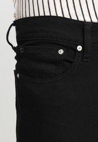 Calvin Klein Jeans - 016 SKINNY - Jeans Skinny - stay black - 3