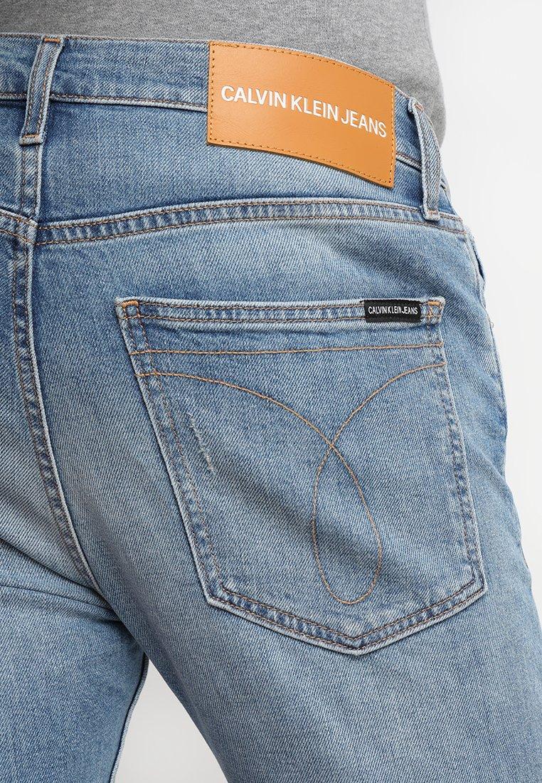 Calvin Klein Jeans 016 Skinny Fit - Skinny-farkut Vienna Blue