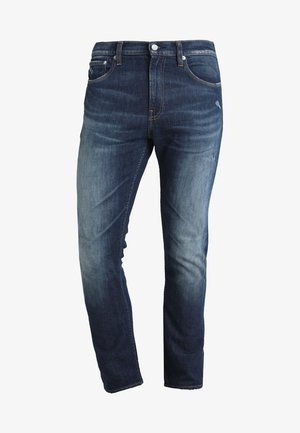 026 SLIM - Jeans Slim Fit - lisbon dark blue