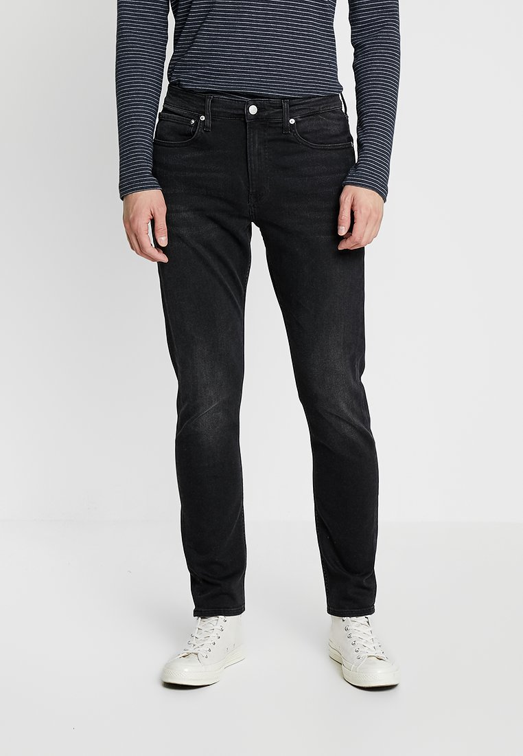 Calvin Klein Jeans - CKJ 058 Slim Taper - Jeans Tapered Fit - oakland black