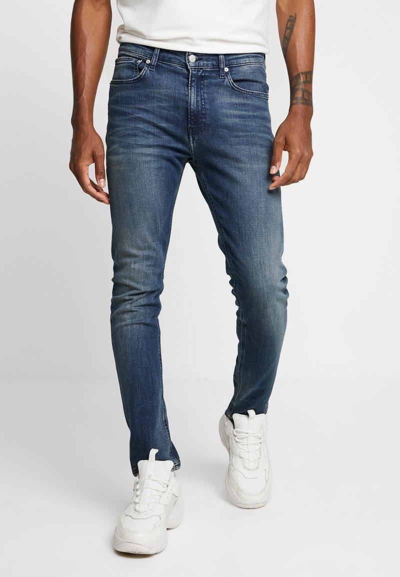 Calvin Klein Jeans - SKINNY - Jeans Skinny Fit - denim