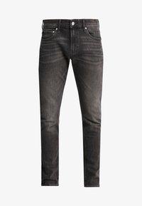 Calvin Klein Jeans - CKJ 026 SLIM - Džíny Slim Fit -  black - 3