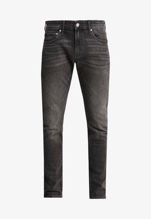 CKJ 026 SLIM - Jean slim -  black