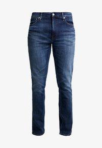 Calvin Klein Jeans - CKJ 026 SLIM - Jeans slim fit - darkblue - 3