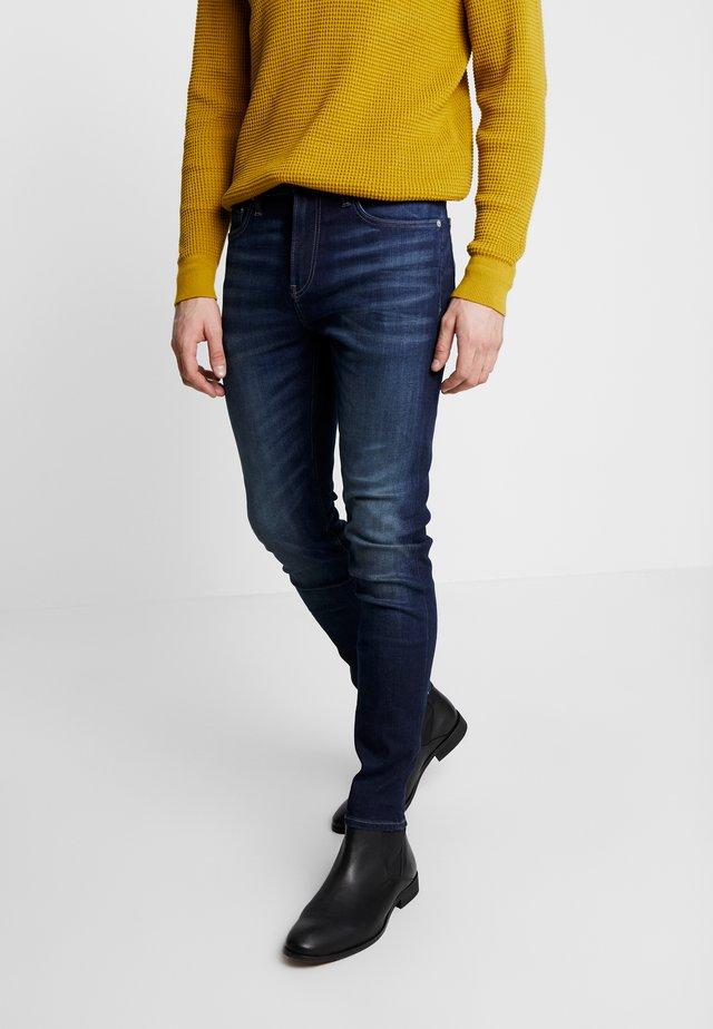 SKINNY - Jeans Skinny Fit - darkblue