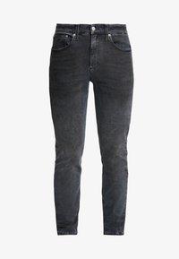 Calvin Klein Jeans - CKJ 016 SKINNY - Skinny džíny - ca080 grey - 3