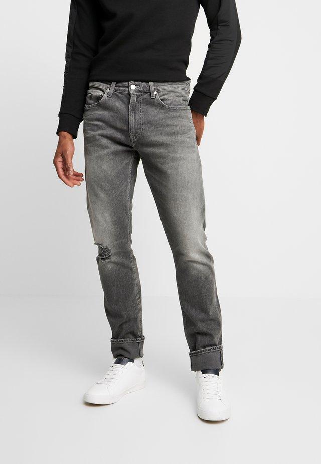 SLIM - Jean slim - black