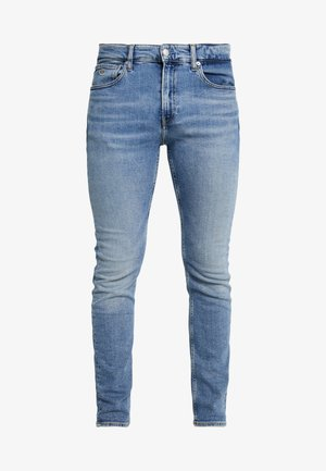 SLIM TAPER - Jeans Tapered Fit - mid blue