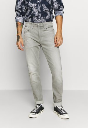 Jeans Tapered Fit - mid grey