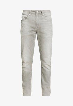 Zúžené džíny - mid grey
