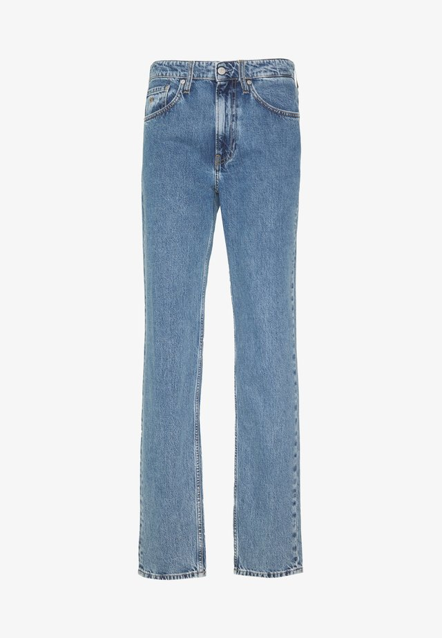 UTILITY BAGGY - Relaxed fit jeans - icn light blue