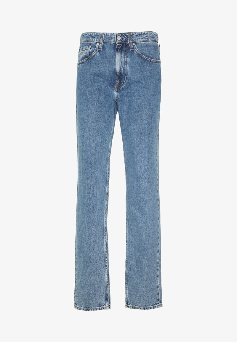 Calvin Klein Jeans - UTILITY BAGGY - Jeansy Relaxed Fit - icn light blue