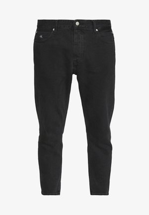 CK ONE DAD JEAN - Slim fit jeans - black stone