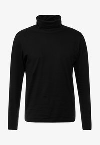 Calvin Klein Jeans - CORE INSTIT  - Langærmede T-shirts - black - 3
