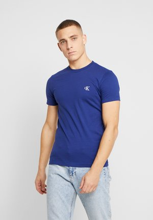 ESSENTIAL SLIM TEE - Camiseta básica - blueprint