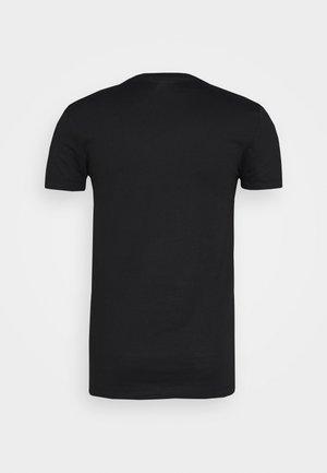 MONOGRAM LOGO - T-Shirt print - black