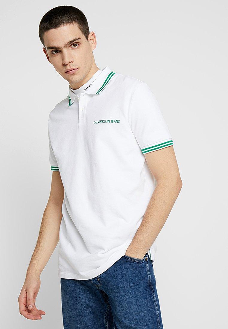 Calvin Klein Jeans - Poloshirt - white