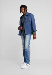 Calvin Klein Jeans - MONOGRAM SLIM FIT - Piké - grape leaf - 1