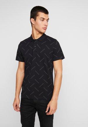 INSTITUTIONAL SLIM  - Polo shirt - black