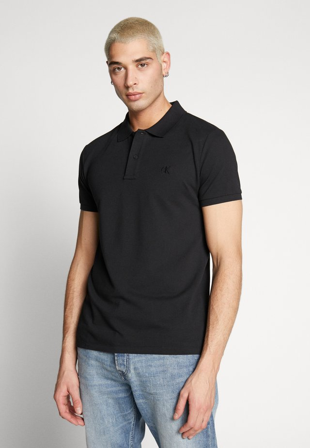 ESSENTIAL REGULAR - Poloshirt -  black